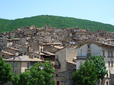 "Scanno - ""one of the most beautiful villages in Italy"""