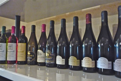 Some of the Masciarelli wines you'll enjoy