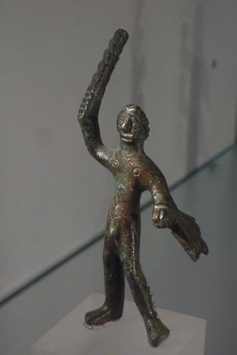 Samnite figurine